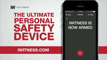 iWitness Personal Safety Smartphone App TV Spot, 'Ultimate Safety Device' - Thumbnail 6
