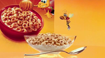 Honey Nut Cheerios TV Spot, 'Honey of an O' Featuring Naturally 7 - Thumbnail 10