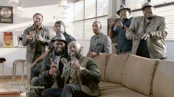 Honey Nut Cheerios TV Spot, 'Honey of an O' Featuring Naturally 7 - 2562 commercial airings