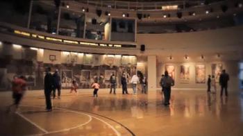 Naismith Memorial Basketball Hall of Fame TV Spot, 'Basketball History' - Thumbnail 4