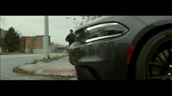 Dodge Charger SRT Hellcat TV Spot, 'Guts Over Fear' Song by Eminem Ft. Sia - Thumbnail 4
