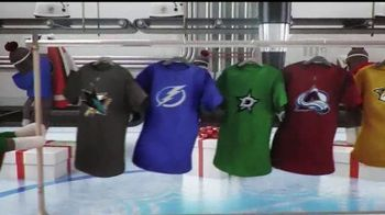 NHL Shop TV Spot, 'The Ultimate Holiday Workshop'
