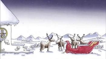 Red Bull TV Spot, 'Santa Can Fly' - Thumbnail 1