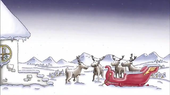 Red Bull TV Spot, 'Santa Can Fly' - Thumbnail 3