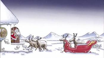 Red Bull TV Spot, 'Santa Can Fly' - Thumbnail 4