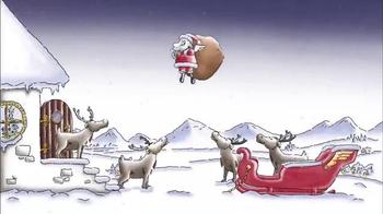 Red Bull TV Spot, 'Santa Can Fly' - Thumbnail 7