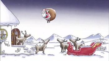 Red Bull TV Spot, 'Santa Can Fly' - Thumbnail 8
