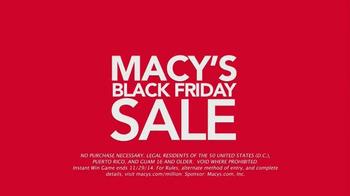 Macy's Black Friday Sale TV Spot, 'Get Ready for SpongeBob & Macy's' - Thumbnail 8