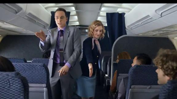 Intel RealSense Technology TV Spot, 'Flight Attendant' Feat. Jim Parsons - 2453 commercial airings