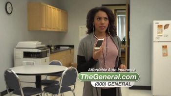 The General TV Spot, 'Good Insurance and Low Cost'