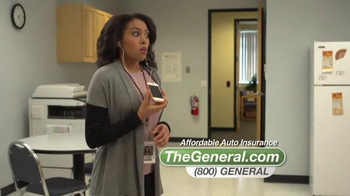 The General TV Spot, 'Good Insurance and Low Cost' - Thumbnail 1