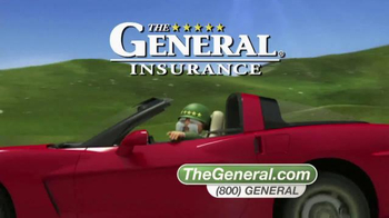 The General TV Spot, 'Good Insurance and Low Cost' - Thumbnail 10