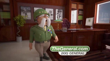 The General TV Spot, 'Good Insurance and Low Cost' - Thumbnail 4