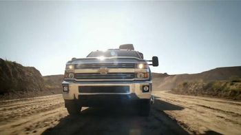 2015 Chevrolet Silverado 1500 TV Spot, 'Más Confiable' [Spanish] - Thumbnail 1