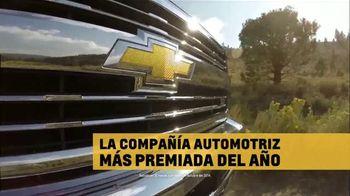 2015 Chevrolet Silverado 1500 TV Spot, 'Más Confiable' [Spanish] - Thumbnail 2
