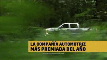 2015 Chevrolet Silverado 1500 TV Spot, 'Más Confiable' [Spanish] - Thumbnail 3