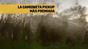 2015 Chevrolet Silverado 1500 TV Spot, 'Más Confiable' [Spanish] - Thumbnail 5