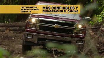 2015 Chevrolet Silverado 1500 TV Spot, 'Más Confiable' [Spanish] - Thumbnail 6