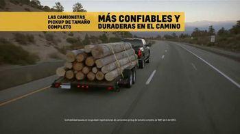 2015 Chevrolet Silverado 1500 TV Spot, 'Más Confiable' [Spanish] - Thumbnail 7