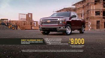 2015 Chevrolet Silverado 1500 TV Spot, 'Más Confiable' [Spanish] - Thumbnail 8