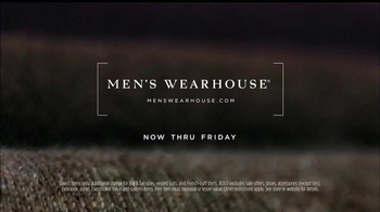 Men's Wearhouse Black Friday Sale TV Spot, 'Sweaters, Suits and More' - Thumbnail 10