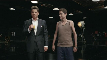 DIRECTV TV Spot, 'Scrawny Arms Rob Lowe'