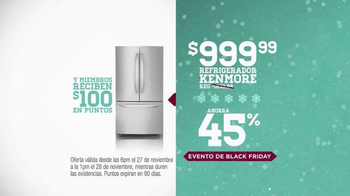 Sears Evento de Black Friday TV Spot, 'Cena de Thanksgiving' [Spanish] - Thumbnail 7