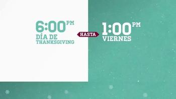 Sears Evento de Black Friday TV Spot, 'Cena de Thanksgiving' [Spanish] - Thumbnail 5