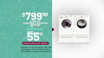 Sears Evento de Black Friday TV Spot, 'Cena de Thanksgiving' [Spanish] - Thumbnail 6