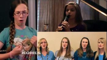 Kohl's Disney TV Spot, 'Stay Tuned' - Thumbnail 4