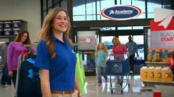 Academy Sports + Outdoors Black Friday Hot Deals TV Spot, 'Starts Now' - Thumbnail 1