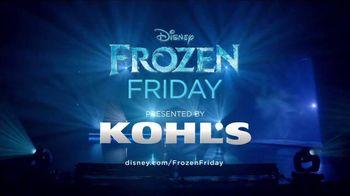 Kohl's Disney TV Spot, 'Frozen Finalists'