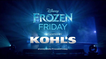 Kohl's Disney TV Spot, 'Frozen Finalists'