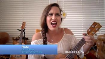 Kohl's Disney TV Spot, 'Frozen Finalists' - Thumbnail 2