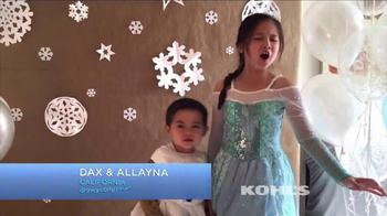 Kohl's Disney TV Spot, 'Frozen Finalists' - Thumbnail 5