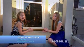 Kohl's Disney TV Spot, 'Frozen Finalists' - Thumbnail 6