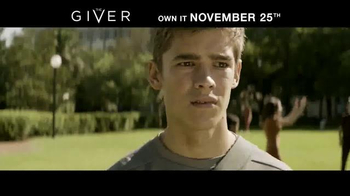 The Giver Blu-Ray Combo Pack TV Spot - Thumbnail 2