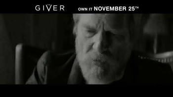 The Giver Blu-Ray Combo Pack TV Spot - Thumbnail 3