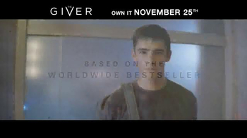The Giver Blu-Ray Combo Pack TV Spot - Thumbnail 4