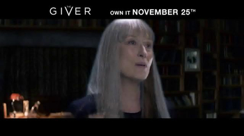 The Giver Blu-Ray Combo Pack TV Spot - Thumbnail 5