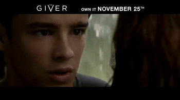 The Giver Blu-Ray Combo Pack TV Spot - Thumbnail 7