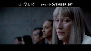 The Giver Blu-Ray Combo Pack TV Spot - Thumbnail 9
