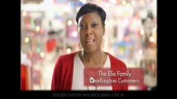 Burlington Coat Factory TV Spot, 'The Elie Family' - Thumbnail 1