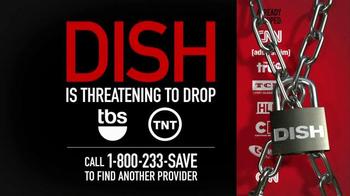 TBS TV Spot, 'Attention Dish Customers' - Thumbnail 10