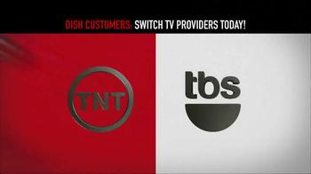 TBS TV Spot, 'Attention Dish Customers' - Thumbnail 2