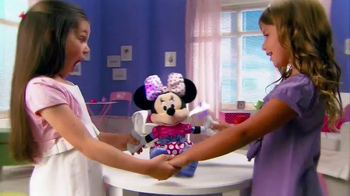 Disney Hold My Hands Singing Minnie TV Spot - Thumbnail 2