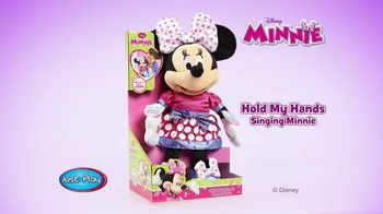 Disney Hold My Hands Singing Minnie TV Spot - Thumbnail 9