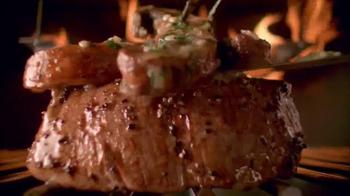 Outback Steakhouse Sirloin Portabella TV Spot, 'Estas Fiestas' [Spanish] - Thumbnail 6