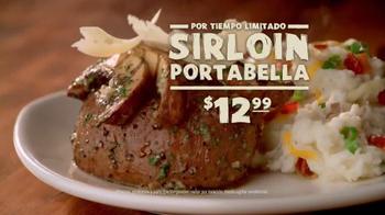 Outback Steakhouse Sirloin Portabella TV Spot, 'Estas Fiestas' [Spanish] - Thumbnail 7