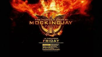 The Hunger Games: Mockingjay Part One - Alternate Trailer 17